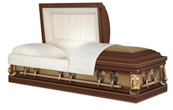 funeral caskets for sale