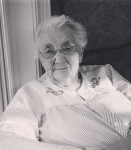 Gertrude Ramstrom
